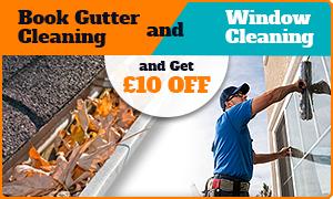Gutters + Window = 10£ OFF
